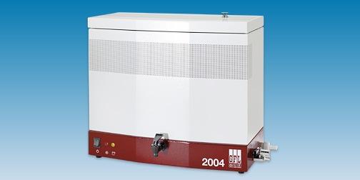 آب مقطر گیری یک بار تقطیر مدل 2004 کمپانی GFL آلمان