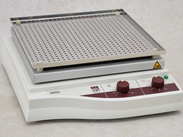 شیکر ارلن بالن اوربیتالی ۸ کیلوگرمی ۲۰ تا ۵۰۰ دور تایمردار مدل 3005 کمپانی GFL